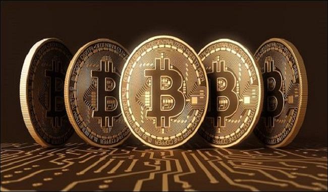 Присхождение биткоинов в интернете