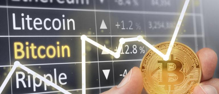 Курсы криптовалют онлайн