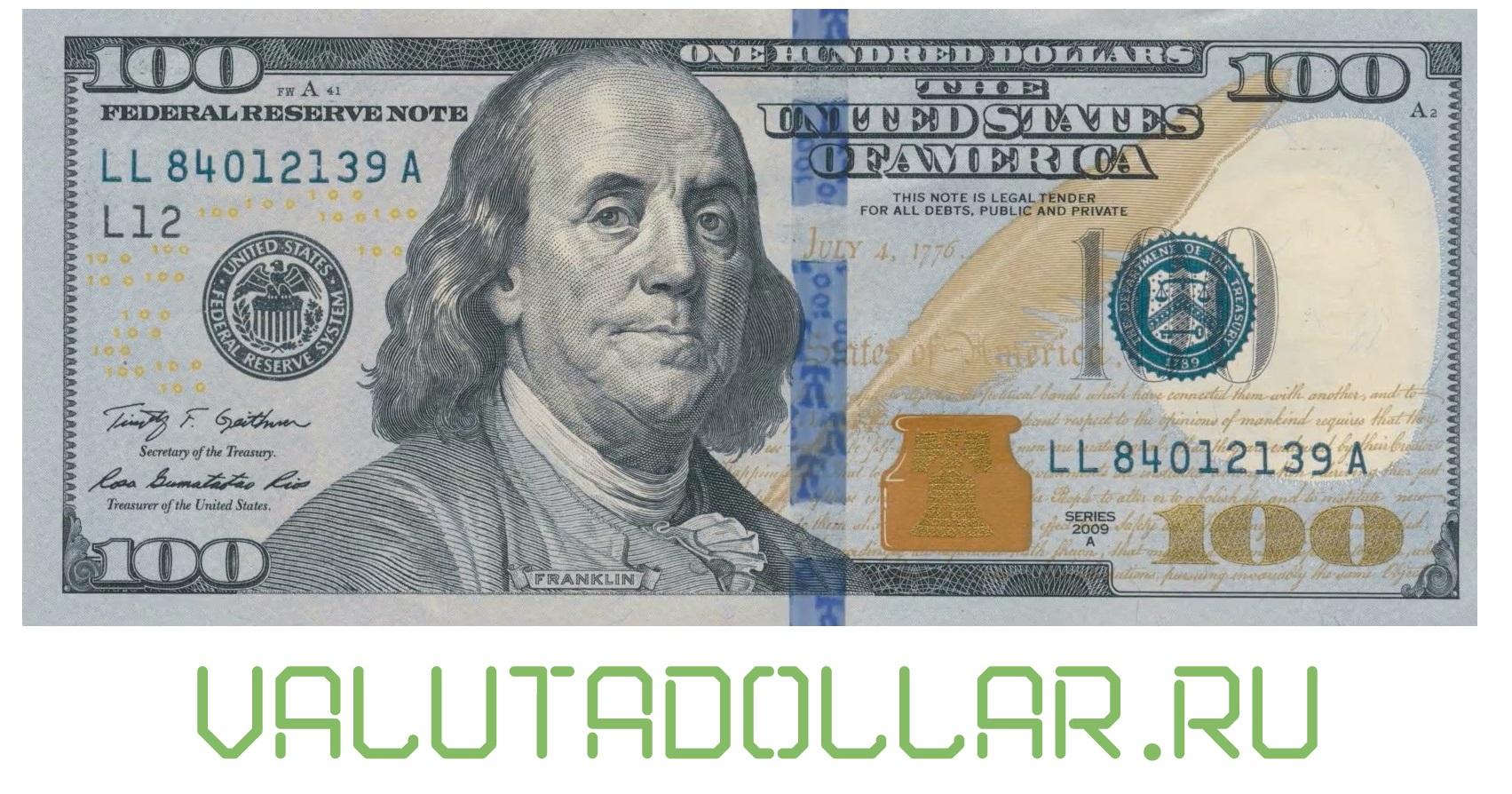 Все о долларах